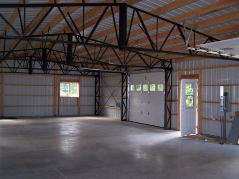 Delta Truss Web Steel Buildings Northwest Llc
