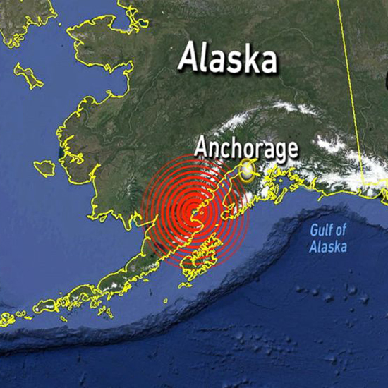 Testimonial after a 7.0 earthquake in Alaska