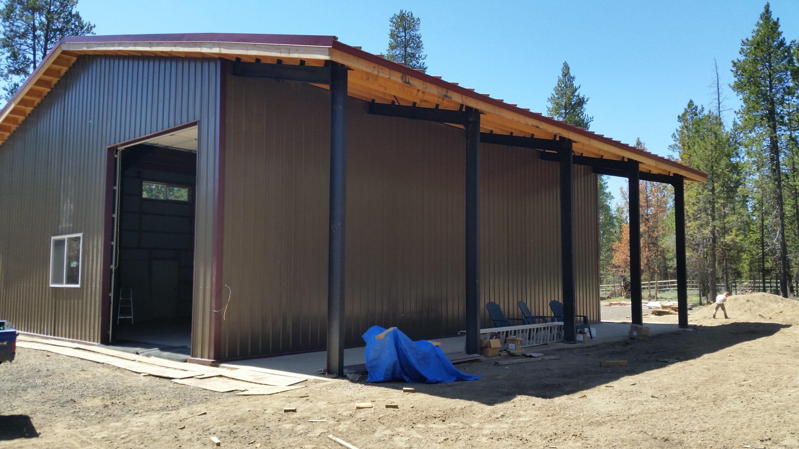 Web Steel NW Building Testimonial